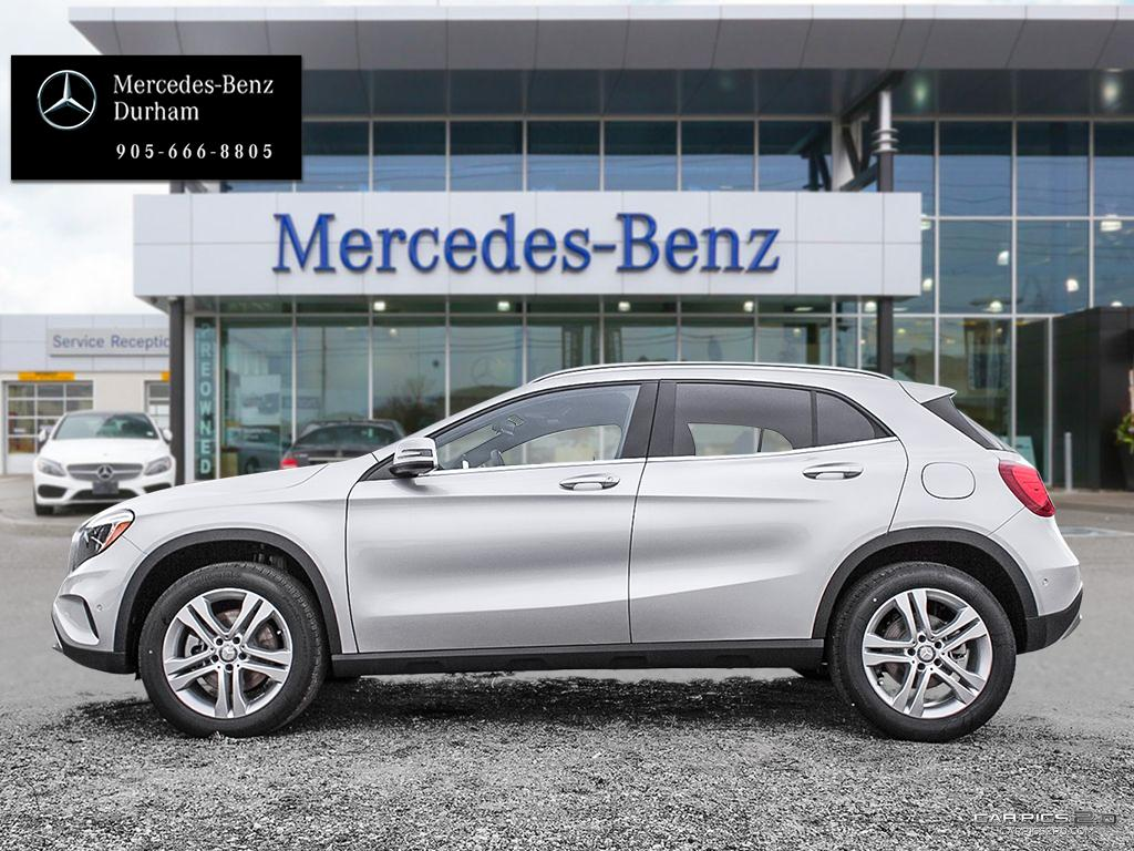 pre owned 2017 mercedes benz gla250 suv 4matic suv in whitby h37723 mercedes benz durham. Black Bedroom Furniture Sets. Home Design Ideas